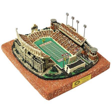 low priced 319b7 dc87a Darrell K. Royal Texas Memorial Stadium Replica - Gold ...