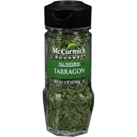 Mccormick Gourmet Collection Tarragon Leaves  0 37 Oz