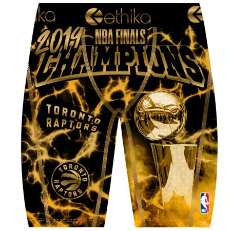 Toronto Raptors Ethika for Fanatics 2019 NBA Finals Champions Boxer Briefs -