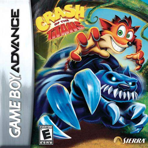 Crash of the Titans 07 (GBA)