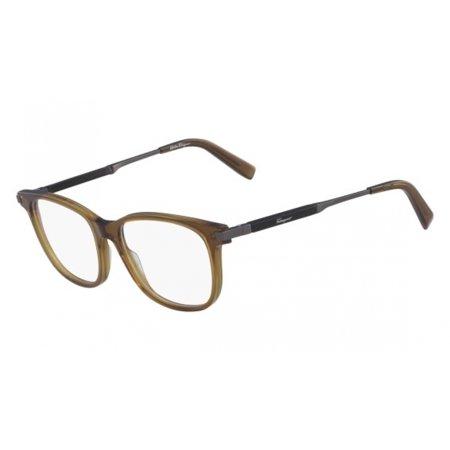 Salvatore Ferragamo SF2803 Eyeglasses 210 Crystal Brown