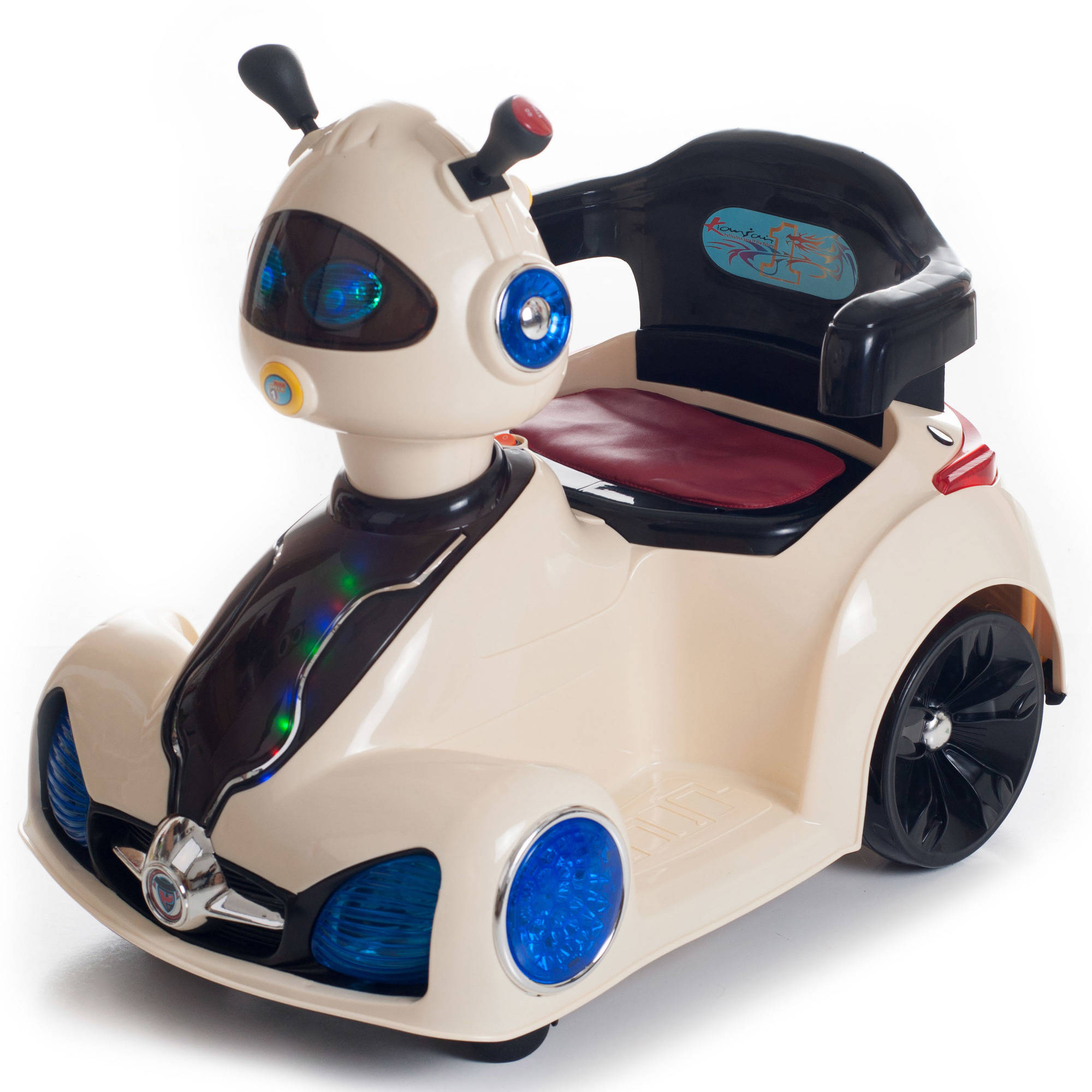 Lil' Rider Space Rover Battery-Operated Ride-On
