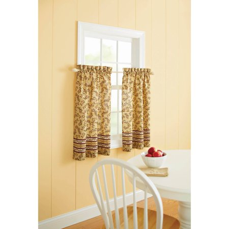 Better Homes and Gardens Tuscan Retreat Valance or Kitchen ...