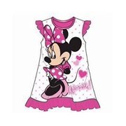 Minnie Mouse Nightgown Adorable Sleepwear (4t) Pink