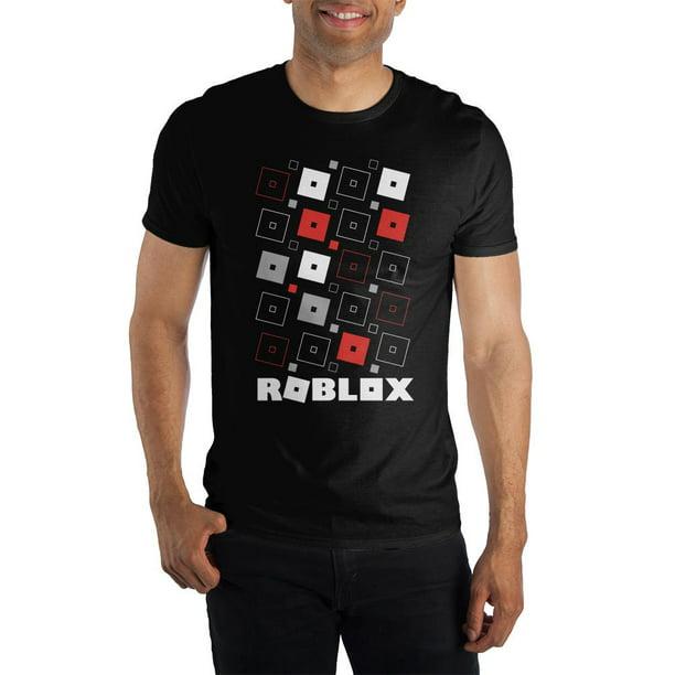 Bioworld Lego Roblox Bricks Men S Black T Shirt Tee Shirt Gift