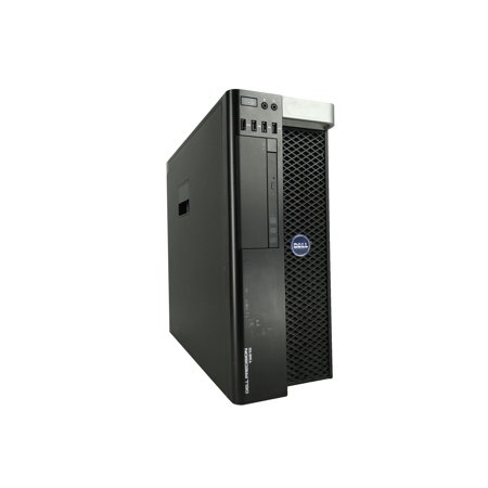 Dell Precision T3610 Workstation, 3.0GHz 4-Core Xeon CPU, 16GB DDR3 RAM, 500GB HDD, NVIDIA NVS 300, Win 10 Pro 64-bit,