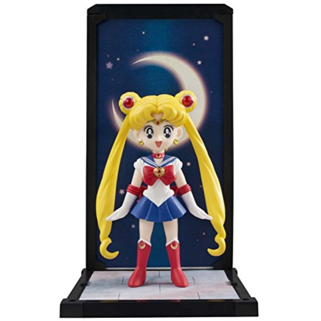 "Bandai Tamashii Nations Tamashii Buddies Sailor Moon ""Sailor Moon"" Action Figure by"
