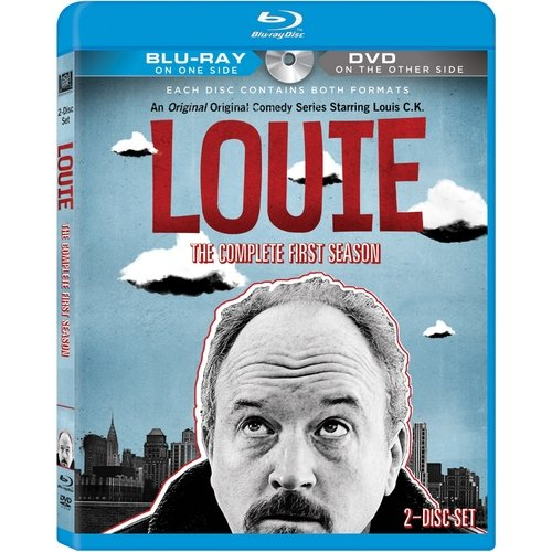 Louie: The Complete First Season (Blu-ray   Standard DVD) (Widescreen)