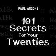 101 Secrets For Your Twenties - Audiobook