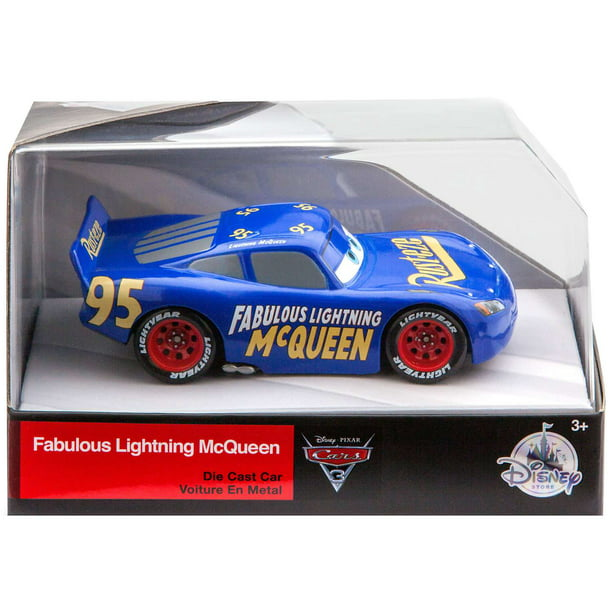 Disney Cars Cars 3 Fabulous Lightning Mcqueen Diecast Car