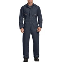 Men's Big & Tall Long Sleeve Deluxe Blended Coverall