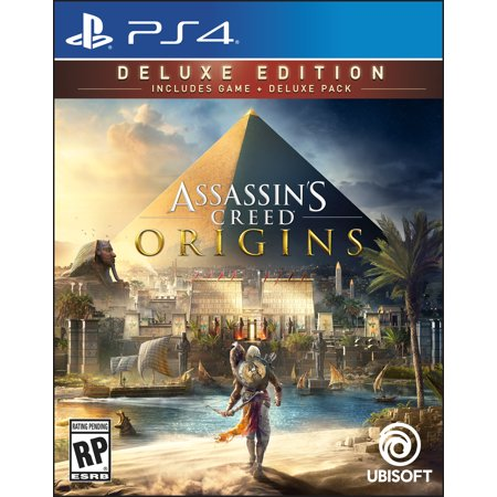Assassin's Creed Origins Deluxe Edition PlayStation 4 (PS4 ...