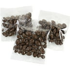Everson Distributing Individually Wrapped Chocolate Raisins, 5 lbs
