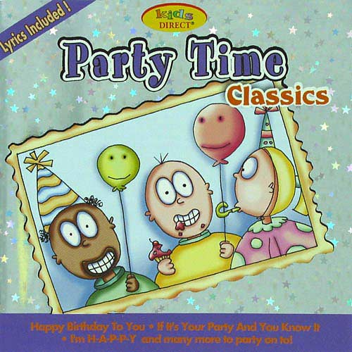 VARIOUS ARTISTS PARTY TIME CLASSICS [2004]