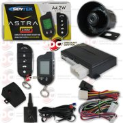 Scytek Astra A4.2W Car Alarm And Vehicle Security System With Keyless Entry And Remote Start