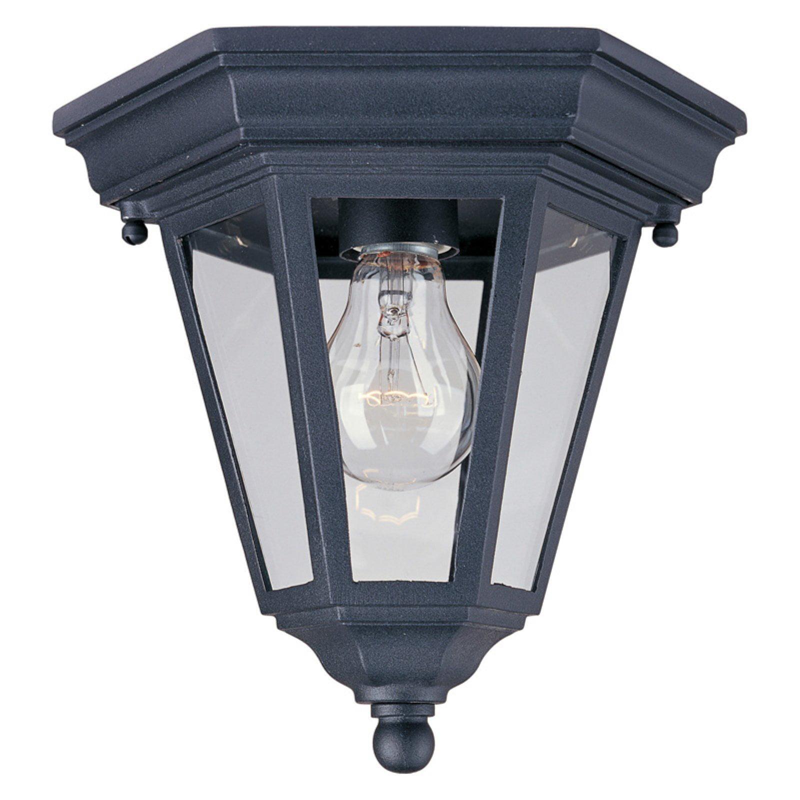 Maxim Westlake Outdoor Ceiling Light - 8.5H in.