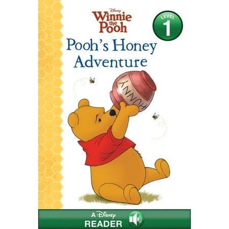 Winnie the Pooh: Pooh's Honey Adventure - eBook