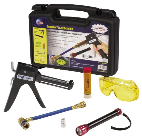 Uview 332010 Spotgun Jr./led-lite Leak Detection Kit