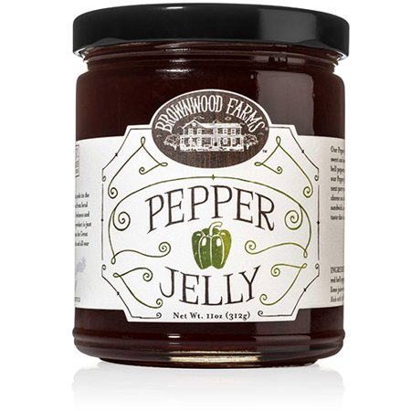 Pepper Jelly by Brownwood Farms (11 ounce)