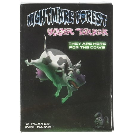 Solarflare Games Nightmare Forest: Udder Terror Board