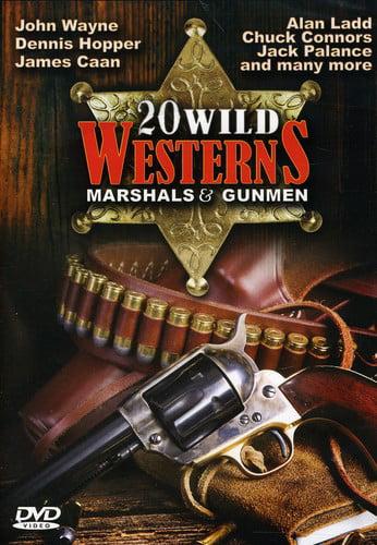 20 Wild Westerns by DIAMOND