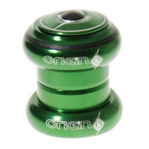 Origin8 Pro Pulsion 1-1/8-in. Green Threadless Headset