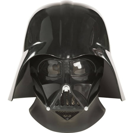 Darth Vader Supreme Adult Halloween - Black Halloween Mask Runescape 07