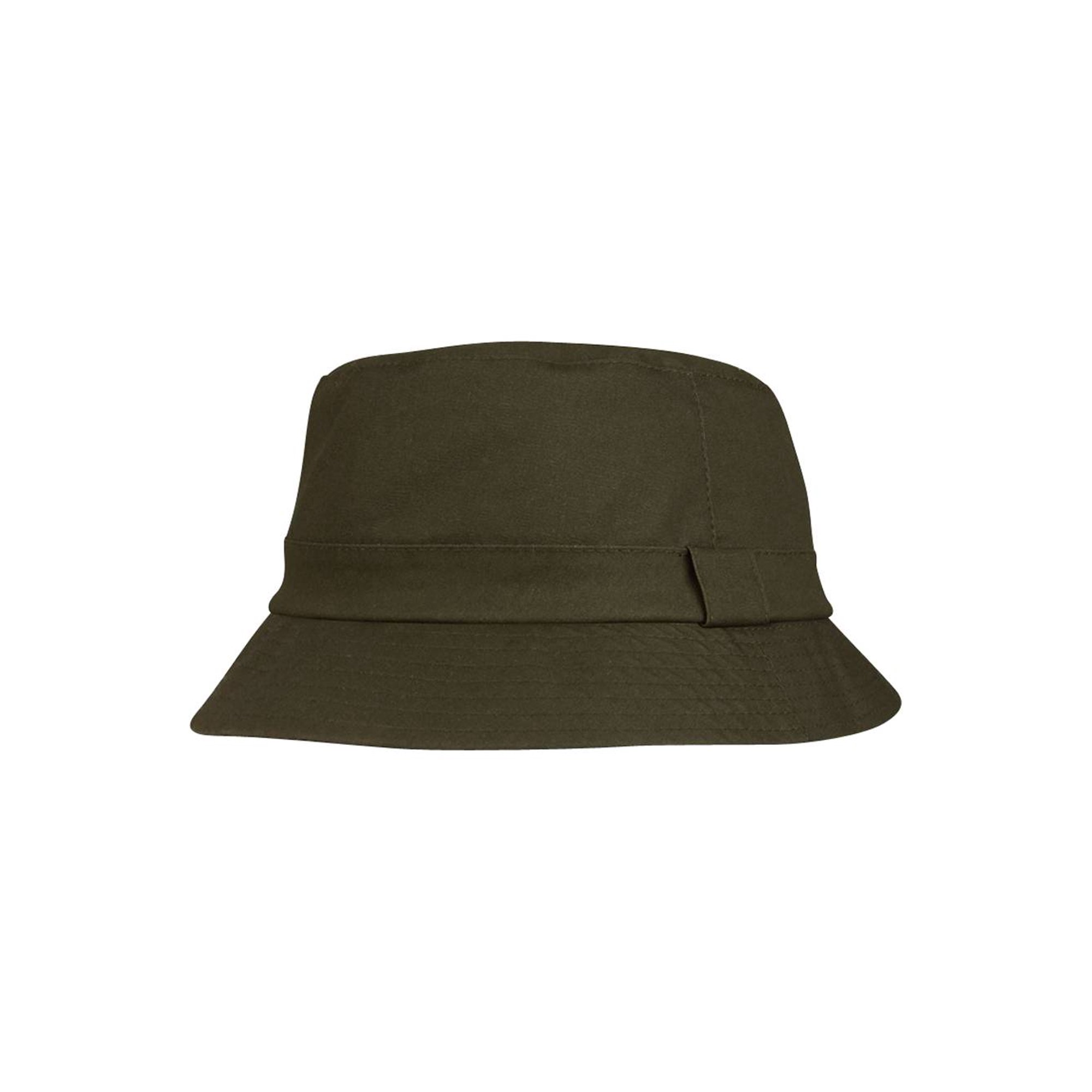 ceef39eec27dc1 Juniper Unisex Waxed Cotton Canvas Bucket Hat-J9702 - Olive - Large |  Walmart Canada