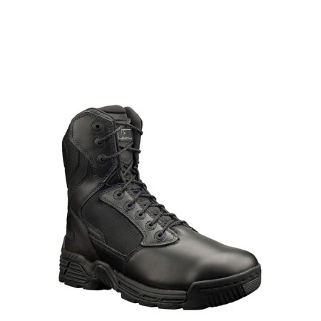 9b0e3786ca9 Magnum Men's Stealth Force 8.0 Side Zip Composite Toe Waterproof Tactical  Boot
