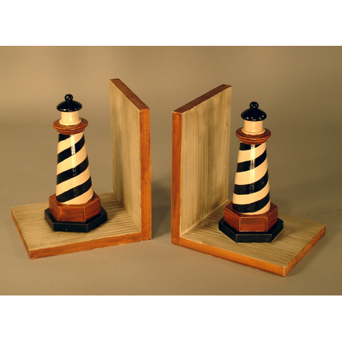 Judith Edwards Designs Lighthouse Bookends