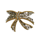 Expo Int'l Knotted Bow Sequin Applique
