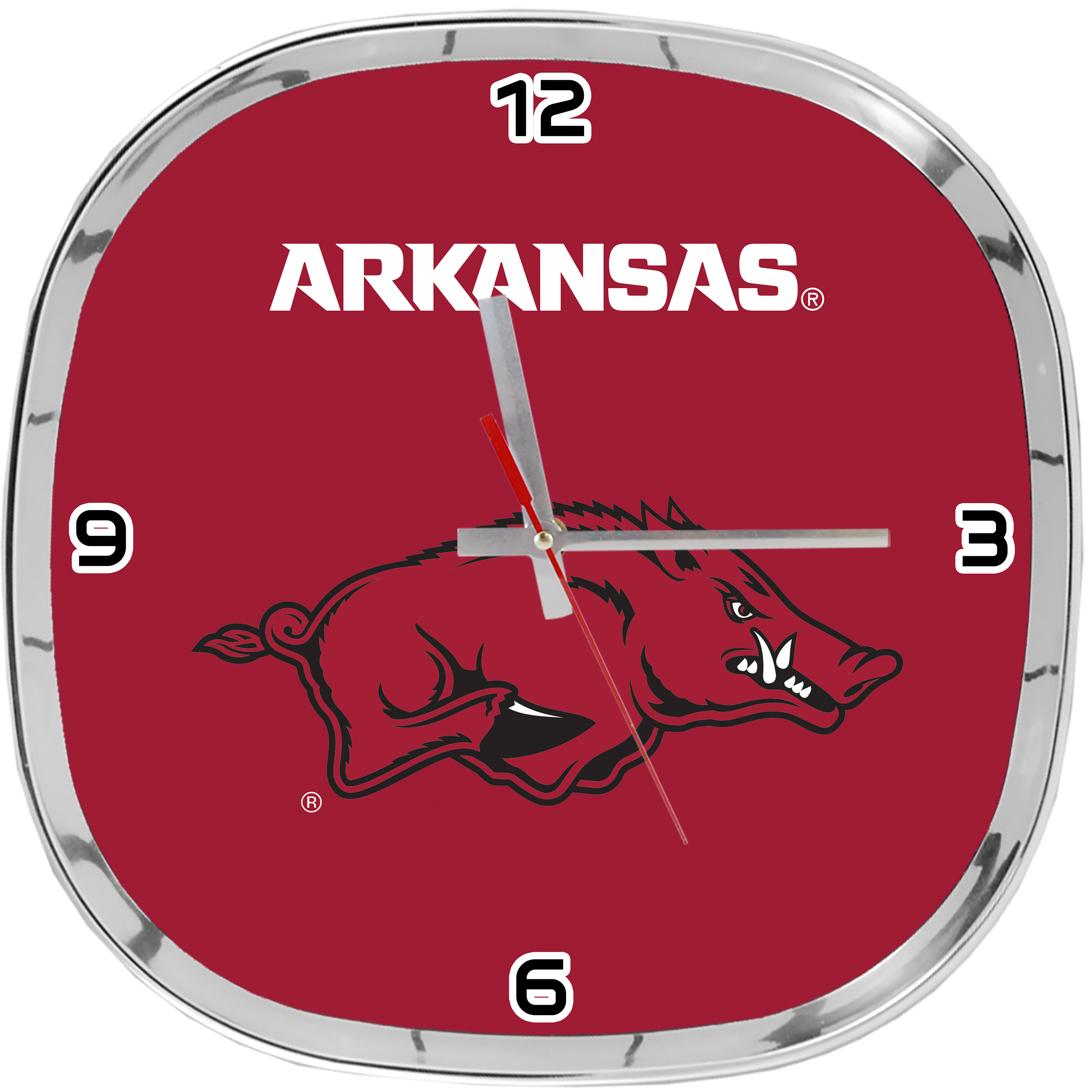 Chrome Clock, Arkansas Razorbacks
