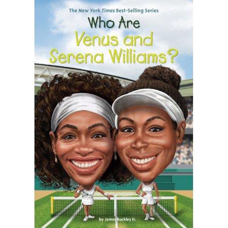 Serena Pump (Who Are Venus and Serena Williams?)