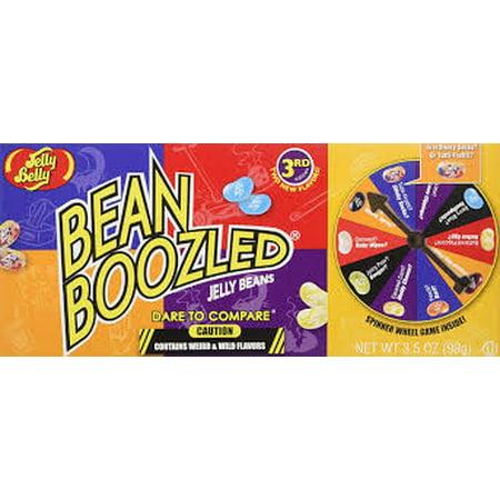 Bean Boozled Jelly Beans Spinner Wheel Game - Boozled Beans