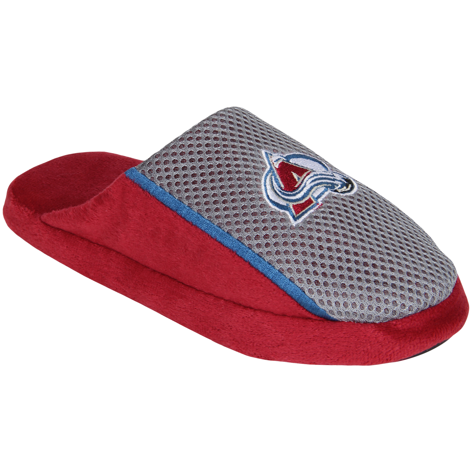 Colorado Avalanche Youth Jersey Slippers