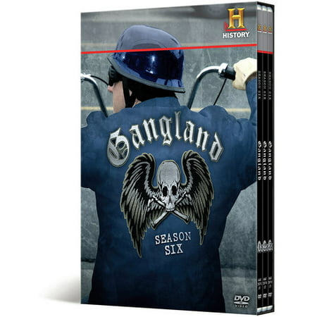 Gangland: Season Six [3 Discs] [DVD]