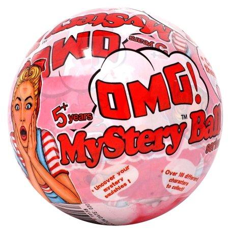 Mystery Ball (OMG! Mystery Ball Mystery)