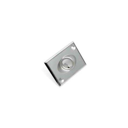Chevelle Mirror (Eckler's Premier  Products 50261334 Chevelle Bezel Remote Door)