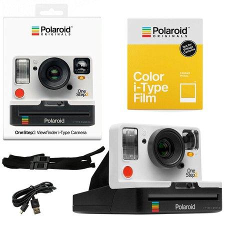 Halloween Le Film Vf (Polaroid Originals 9008 OneStep2 VF Instant Camera - White + Film Pk (8)