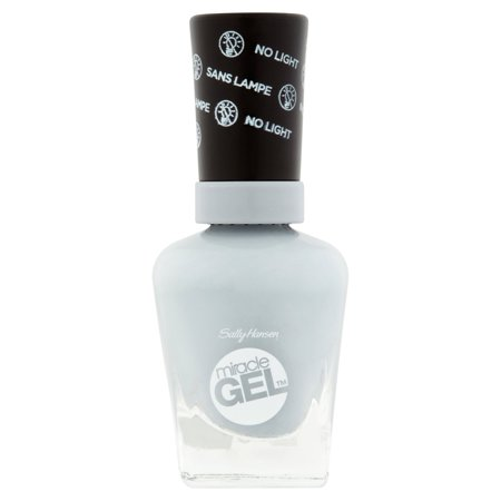 Sally Hansen Miracle Gel Nail Color  Greyfitti 0 5 Fl Oz