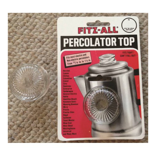 FOX RUN CRAFTSMEN 135 Replacement Percolator Top
