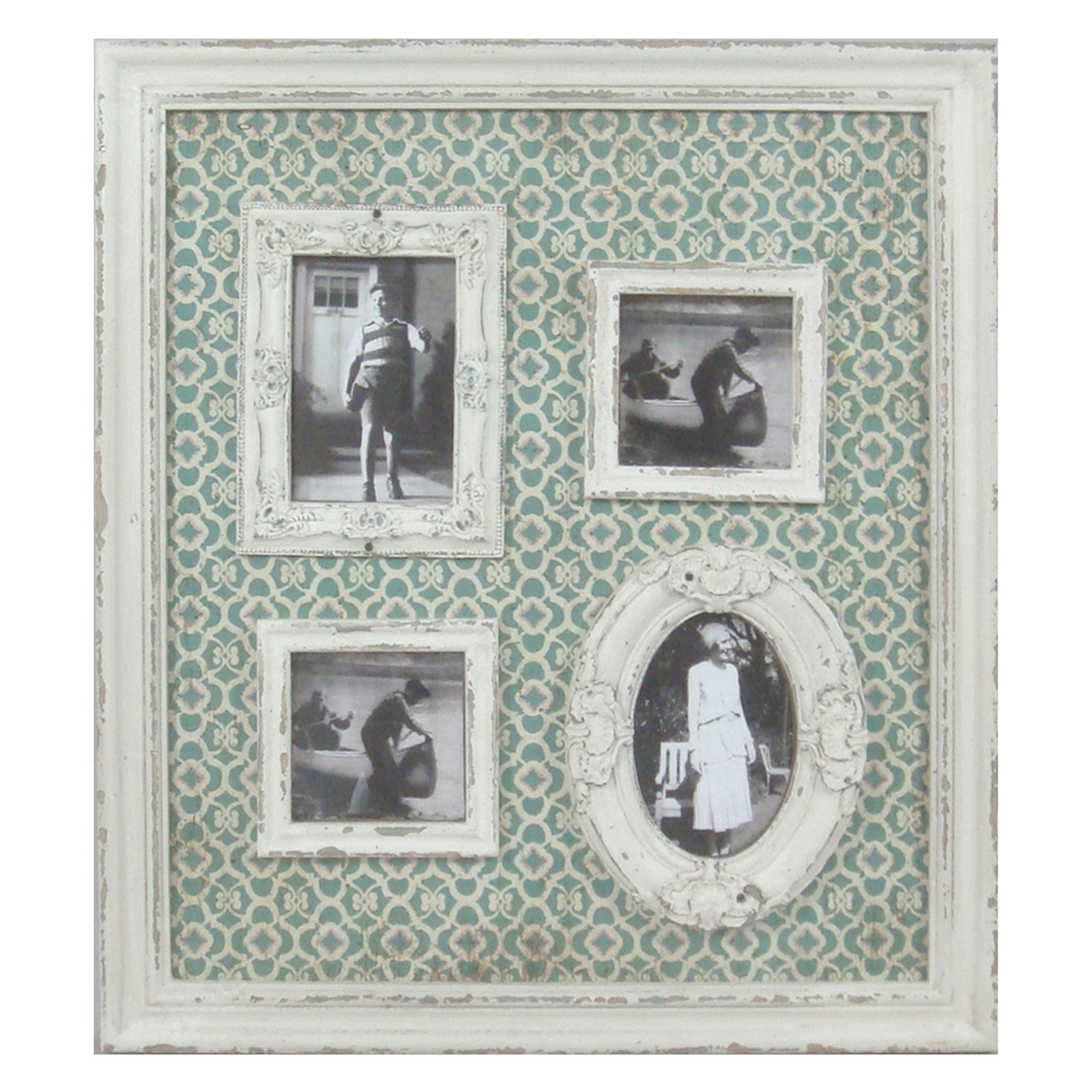 VIP International Wood Picture Frame - Green