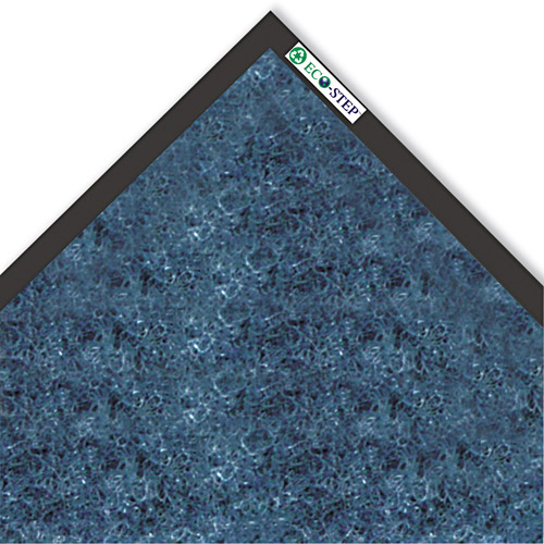 Crown Ecostep Mat, 36 X 60, Midnight Blue