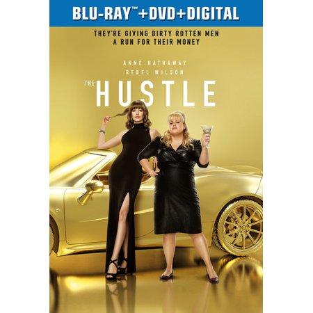 Hustler Diamond (The Hustle (Blu-ray + DVD))
