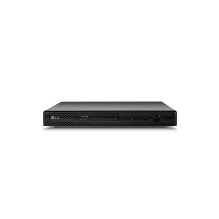 Lg Bp350 1 Disc[s] Blu-ray Disc Player – 1080p – Dolby Digital, Dolby Digital Plus, Dolby Truehd, Dts, Dts-hd Master Audio, Dts 2.0 Digital Out, Dts-hd Master Audio – Bd-re, Dvd+rw, (bp350-busallk)