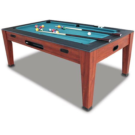 Sportcraft Ridgeway In Multi Game Table Walmartcom - Sportcraft 3 in 1 pool table