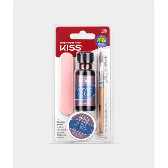 Salon Results Kiss Acrylic Fill Kit, 1ct - Walmart.com
