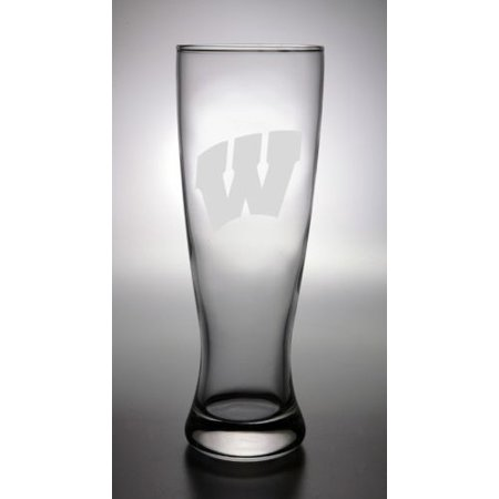 Etched Pilsner - Wisconsin Badgers Deep Etched Pilsner
