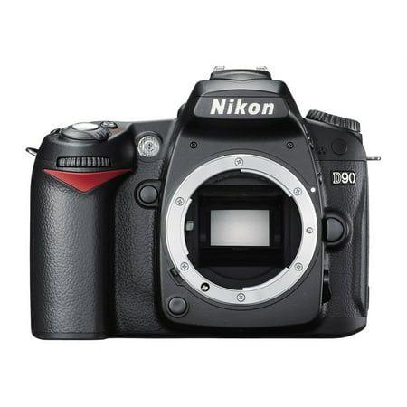 Nikon D90 DX-Format CMOS DSLR Camera (Body Only) (OLD MODEL) ()
