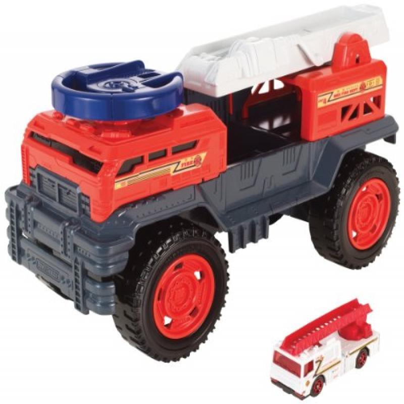 Matchbox Car-Go Controllers Fire Engine
